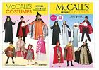 McCall's 7224 7225 Sewing Pattern to MAKE Cape & Tunic Fancy Dress Adult - Child
