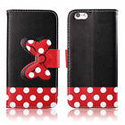 CUTE 3D BOW FLIP STAND CARD HOLDER LEATHER CASE FOR iPhone SAMSUNG SONY LG MOTO