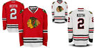 Chicago Blackhawks Duncan Keith 2 Premier Jersey Reebok NHL Official Stitched