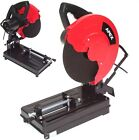55690 Chop Saw 2000W 355mm  Abrasive Disc Metal Cutting Cut Off Saw