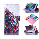 New Retro Folio Wallet Card Stand Leather Magnetic Case Cover For Mobile Phones