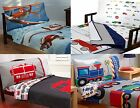 Cars-Trucks-Trains-Planes Boys Bedroom Kids Bed In A Bag OR Wall Decor OR Drapes