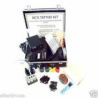 Professional Tattoo Kit with 2 Machines (Guns), Power Supply set Ink Needles