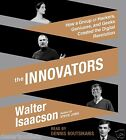 The Innovators by Walter Isaacson Hackers, Geniuses & Geeks - Audiobook, CD