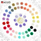 Wholesale Resin Flowers Floral Cameos Fit Cabochons Settings Flatbacks 14x14m