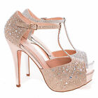 miami vice fancy dress - Vice88 Sparkle Peep Toe Platform D'orsay Inspired Dress Pump Up Heel