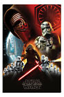 Star Wars 7 The Force Awakens First Order Poster New - Maxi Size 36 x 24 Inch £12.49 GBP