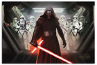 Star Wars 7 The Force Awakens Kylo Ren Poster New - Maxi Size 36 x 24 Inch £12.49 GBP