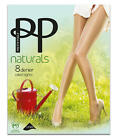 Pretty Polly Naturals Oiled Pantyhose Hosiery - Women's
