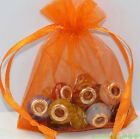 Wholesale 100Pcs Organza Jewelry Packing Pouch Wedding Favor Supplies Gift Bags