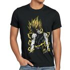 Goku Pop-Art Herren T-Shirt Ball Vegeta Dragon Roshi Son Z Super Saiyajin Anime