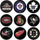 NHL Logo Round Shaped Rug - Sports Hockey Floor Mat Area Carpet Accent Decor on eBay