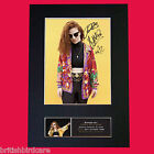 JESS GLYNNE Signed Autograph Mounted Photo REPRODUCTION PRINT A4 584