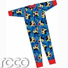 Blue Mickey Mouse Sleep Suit, Kids All-In-One, Disney, All-In-One for Kids
