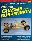 The Complete Builders Guide to Hot Rod Chassis and Suspension Book-BRAND NEW! asc