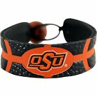 Team Color NCAA Gamewear Leather Basketball Bracelet