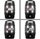 Choose Your NBA Team 1 Gallon Insulated Plastic & Stainless Steel Tailgate Jug