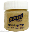 Graftobian Modeling Wax - Regular, Bone, Brown & Blood Available!