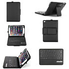 Wireless Bluetooth Keyboard Separable Stand Leather Cover Case For ipad mini 4