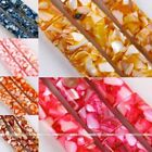 Strand 13x18mm MOP Mother Of Pearl Shell Rectangle Beads Fit Craft Jewelry DIY