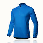 SPAKCT Cycling Jersey - Star Breathable anti-sweat Bicycle Long Sleeves Blue