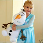 New Frozen Olaf Snowman Anna Elsa Stuffed Figures Plush Kids Soft Toys Teddy