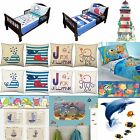 Ocean and Nautical Kids Bedding OR Decals OR Pillows - Nursery Crib Accent Decor