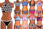 New Sexy Women Bikini Set Push Up Padded Bra Swimsuit Swimwear Beach Bathers FO