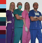 PLUS SIZE DOCTOR SURGEON FANCY DRESS XL to 5XL
