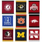 NCAA Sports League Team College Logo Wall Hanging Banner Accent Decor Tapestry
