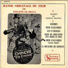 """GEORGES DELERUE LES TRIBULATIONS D'UN """"CHINOIS"""" EN CHINE FRENCH ORIG OST EP PS"""
