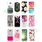 Premium Patterned Soft TPU Silicone Rubber Gel Back Shell Cover Case For Phones