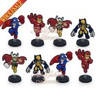 1PCS The Avengers Spring dolls,Stand up Dolls,Cartoon Shaking Head Dolls Gifts