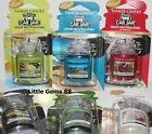 YANKEE CANDLE FANTASTIC SCENTS * ULTIMATE AIR FRESHENER * HOME OR CAR ~