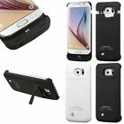 External Backup Battery Charger Cover Case Power Bank for Samsung Galaxy S6/edge