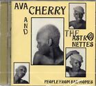 Ava Cherry And The Astronettes CD (David Bowie Backing Singers Recorded 1973 )