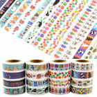 Lychee Washi Tape Scrapbooking DIY Paper Masking Sticky Decorative Kawaii Tape