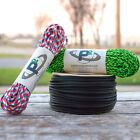Kyпить 550 Paracord Rope Mil Spec Type III 7 Strand Parachute Cord 50 100 250ft US Made на еВаy.соm