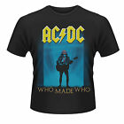 AC/DC Who Made Who T-SHIRT OFFICIAL MERCHANDISE NEU