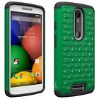 CoverON for Motorola Droid Turbo 2 / X Force / Bounce Case - Hard Diamond Cover