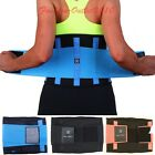 US Hot Back Support Xtreme Belt Thermo Shaper Hot Power Shaper Sport Fitness Gym