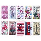 Ultra Hot Sale Synthetic Leather ID Card Wallet Stand Cover Case For New Phones