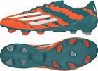 Adidas Messi 10.1 Firm Ground Mens Football Boots - Orange