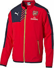 Puma Arsenal 2015/16 Academy Junior Kids Training Jacket Top Official Team - Red