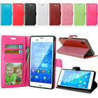 sony xperia z1 photo - New Pouch Wallet Leather Flip Photo Frame Card Clip Soft TPU Case Cover For Sony