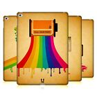 HEAD CASE DESIGNS COLOUR DRIPS HARD BACK CASE FOR APPLE iPAD