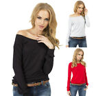 Womens Loose Long Sleeve Cotton Casual Blouse Shirt Tops Fashion Blouse New
