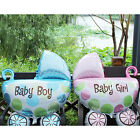 1 PC Baby Stroller Balloons Toy Fashion Cartoon Helium Balloon for Kids Gift