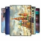 HEAD CASE DESIGNS SKYLINE CITTA' COVER RETRO RIGIDA PER APPLE iPAD
