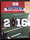 NCAA Official Licensed 2016 CFP Championship Patch - Black - Worn By Clemson